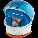 Impact mailer helmet