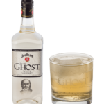 Jacob's Ghost and premium, etched highball glass